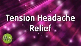 Tension Headache Relief Isochronic Tones 1-2Hz With Rain Background