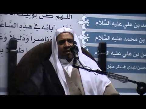 نعي سامحيني الشيخ صالح المشهد ليله سابع 1435 رووعه