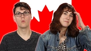 Americans Answer Basic Questions About Canada