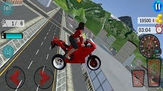 Girls Bike Gang 3D Racing Games #Dirt Motorcycle Racer Game #Bike Games For Android #Games For Kids