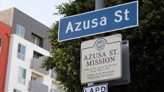 The Cloud that never lifted... A Story from the Azusa Street Revival