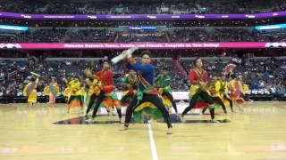 NBA Halftime @ Verizon Center  Dec 2016!