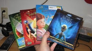 Let's Talk: TINKERBELL Movie Series