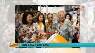 """Fun Asia Expo Pamerkan Alat-Alat """"Themepark"""" & """"Waterpark"""""""