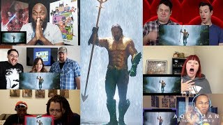 AQUAMAN - Fan Reactions - In Theaters December 21