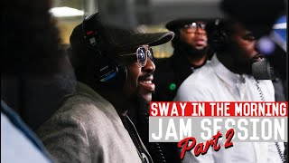 SITM Jam Session Part 2 w/ Robert Glasper, Lupe Fiasco, Rapsody, Anthony Hamilton and More