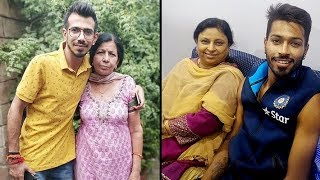 Mothers Of Cricketers - Ms Dhoni, Hardik Pandya more.. | I Love Cricket