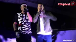 AKA & Anatii perform The Saga