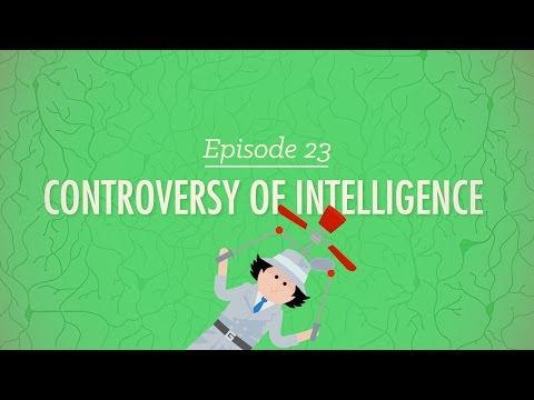 Xxx Mp4 Controversy Of Intelligence Crash Course Psychology 23 3gp Sex