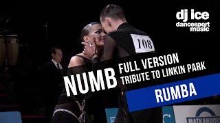 RUMBA   Linkin Park - Numb (Dj Ice Latin Remix) (25 BPM)