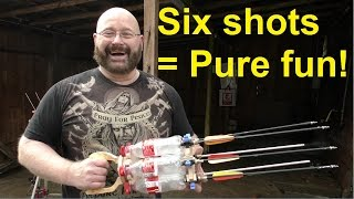 """The Coke Bottle Gatling"": Craziest contraption ever?"