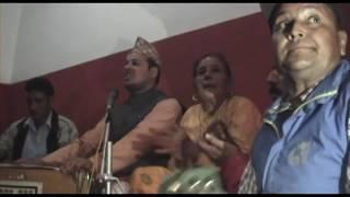 He Krishna Sirma Mukut Talala Gokul Jhalala By Bibek Prasad Silwal