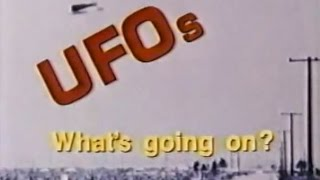 UFOs: What