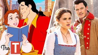 10 Best Changes In Disney Live-Action Remakes