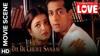Romance In Library | Salman Khan, Aishwarya Rai | Hum Dil De Chuke Sanam | Movie Scene