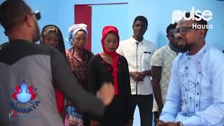 Hira Da Sani Danga  Gauraya Interview |  Pulse Hausa
