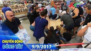Người dân bang Florida - Mỹ hối hả ứng phó bão Irma | CHUYỂN ĐỘNG ĐÔNG TÂY - 9/9/2017