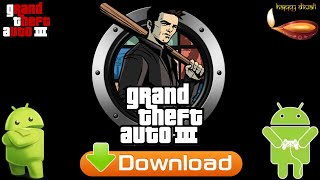 Download Grand Theft Auto III on Android for Free || GTA 3 फ्री में डाउनलोड करें !