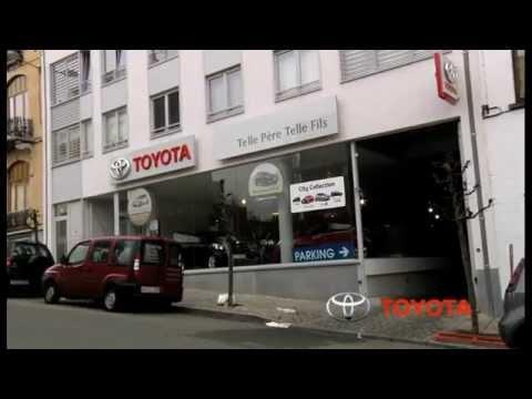 Présentation HD de notre concession Toyota