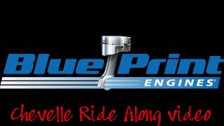 Chevelle LS Crate Engine Ride Along - LS 427ci crate motor