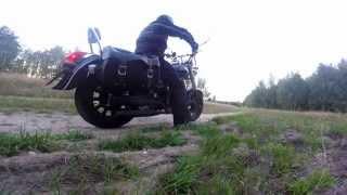 gopro hero chopper darkstar 125 cm