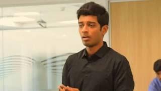 Papanasam Dubsmash Live Performace at Office by Rahul Kannan