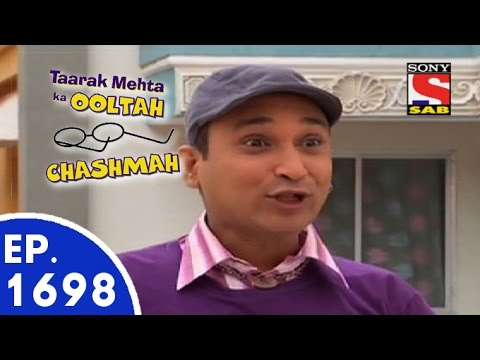 Taarak Mehta Ka Ooltah Chashmah - तारक मेहता - Episode 1698 - 18th June, 2015