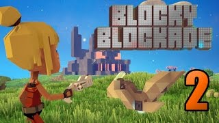 #2 BLOCKY BLOCKADE - Le Grand Manitou et première mort (Stellar Overload)
