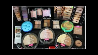 Makeup Collection - New at the Drugstore Makeup Haul | 2016