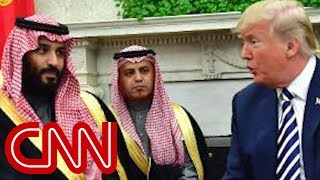 Saudi Arabia promises to retaliate over any sanctions