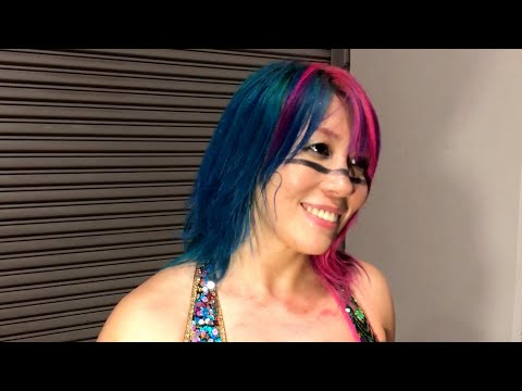 Xxx Mp4 Asuka Is Glad That Charlotte Beat Her WrestleMania Diary 3gp Sex