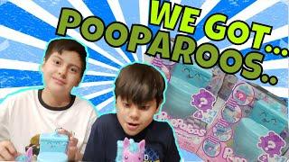 Pooparoos Surpriseroos Toilet Surprise.