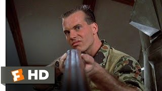 Weird Science (9/12) Movie CLIP - You're Dead Meat, Pilgrim (1985) HD