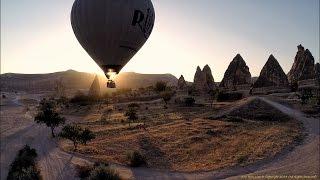 Hot air balloons of Cappadocia, Turkey (Filmed using GoPro Hero 3+ and Phantom 2 quadcopter)
