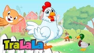 Ferma animalelor - Cantece pentru copii   TraLaLa