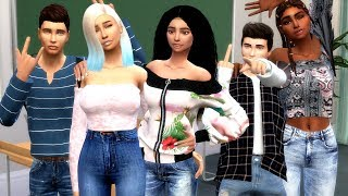 TEEN MOM SPIN OFF / TEENAGE PROBLEMS  / Episode 1 / A sims 4 Series