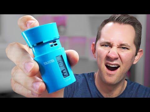 Bad Breath Tester 10 Wacky Ebay Products