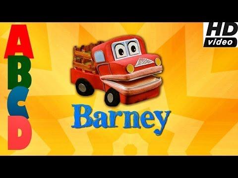 Cantando Y Bailando Con Barney el camion divertido El ABCEDARIO para niños Español