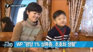 북한 '평양+맨해튼=평해튼'의 1% _채널A_뉴스TOP10