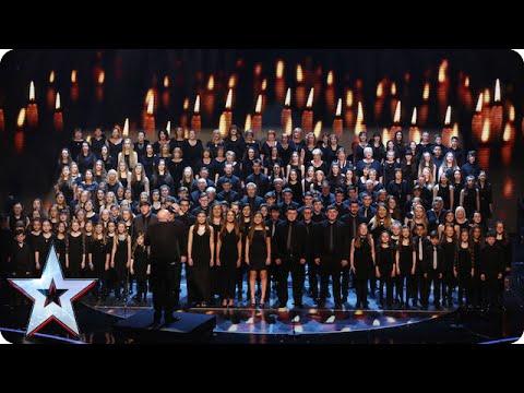 Welsh choirCôr Glanaethwy raise the roof Semi Final 1 Britain s Got Talent 2015