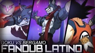 Goku vs. Bergamo | Fandub Latino | Dragon Ball Super | ft. Bradock