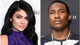 Kylie Jenner Being Pursued by Meek Mill and ANOTHER Rapper After Tyga Breakup
