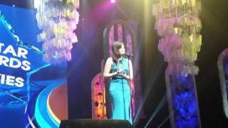 Janella Salvador New Movie Actress of The Year At PMPC Star Awards