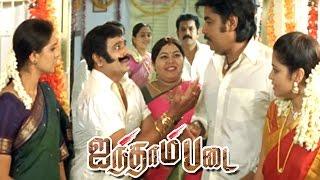 Aintham Padai Tamil Movie Scenes | Climax | Simran apologizes to Sundar | Nassar and Devayani joins