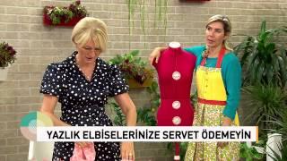 Pratik elbise yapımı
