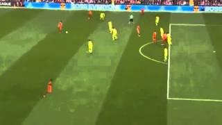 اهداف مباراة ليفربول وفياريال (1-0) [5/5/2016]  Daniel Sturridge Goal - Liverpool vs Villarreal 1