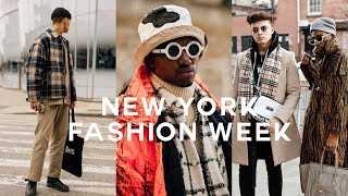 What People In New York Are Wearing (NYFW)
