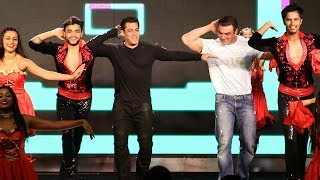 Salman Khan Live Dance Performance on TUBELIGHT Song