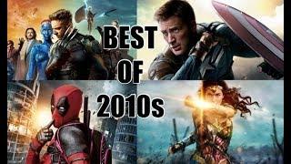 BEST SUPERHERO MOVIE OF THE 2010s (so far)