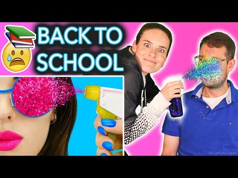 Following Troom Troom s BAcK tO sChOoL Pranks on Teacher TUITION GIVEAWAY